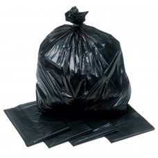 Ensa Black Refuse Bags 12Kg Professional 200 per Box