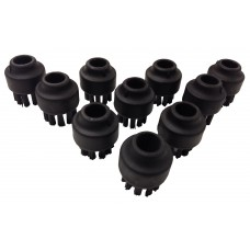 Nylon Detail Brush in a pack of 10 Steam Only (Big Push Fit) Matrix 19RM00857