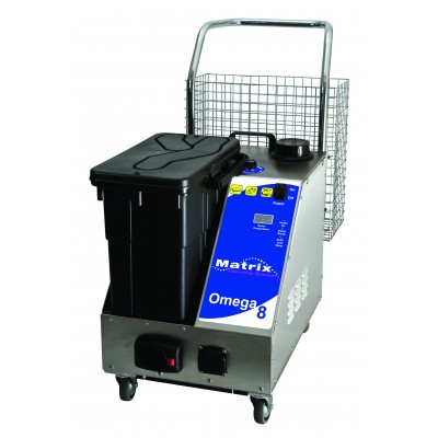 Matrix Steam - Vacuum Omega 8 (240v)
