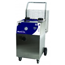 Matrix SDV4 Steam Cleaner with Detergent and Vacuum Function