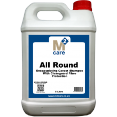 M2 Care All Round Encapsulating Carpet Shampoo 5L