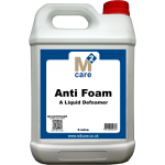 M2 Care Anti Foam Defoaming Agent 5L