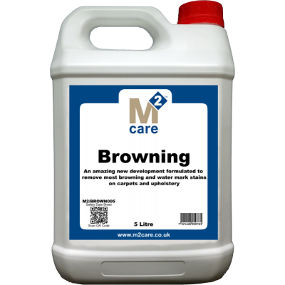 M2 Care Browning - Browning & Watermark Stain Remover 5L