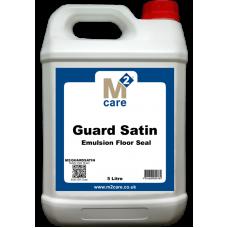 M2 Care Guard Satin Emulsion Floor Seal 5L