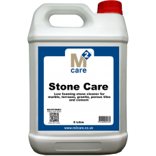 M2 Care Stone Care 5L - Cleans Untreated Stone Floors