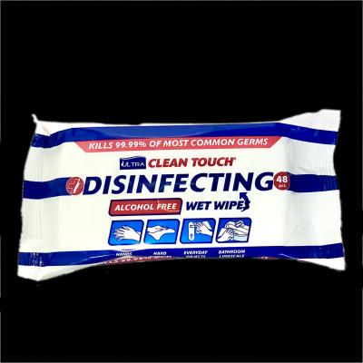 Surface Sanitising Wipes