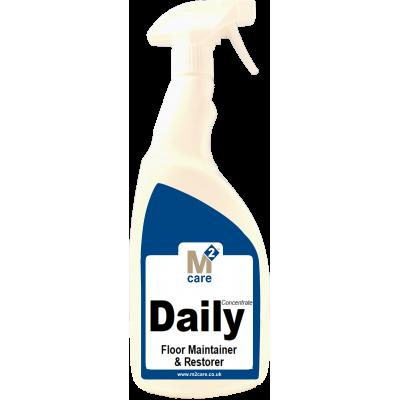 M2 Care Daily Floor Finish Maintainer & Restorer 1L