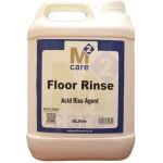 M2 Floor Rinse 5L - Acid Rinse Agent