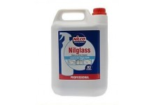 Nilco Nilglass 5L Professional Glass & Mirror Cleaner 5 Litre H3 - Only £7.49