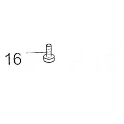 20278900 cap screw EM8x20