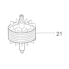 20444733 rotor R40