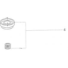 20609930 drive pulley assy