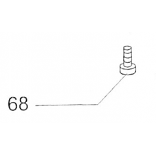 20001200 screw M4x10