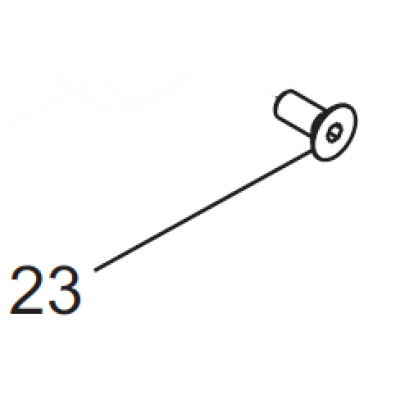 20002800 screw M5x12 (Pack of 1)