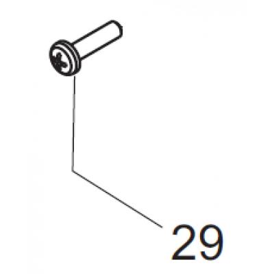 20048000 tin screw 4,2x16