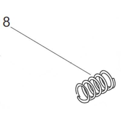 20040100 tension spring