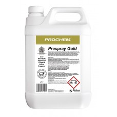 Prochem Prespray Gold 5 Litres B107-05