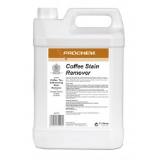 Prochem Coffee Stain Remover 5 Litre B195-05