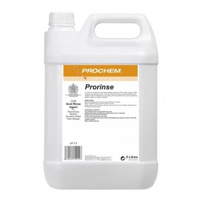 Prochem Prorinse 5L C255-05