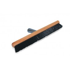 "Carpet pile brush 18"" nylon fibre (Head Only)"