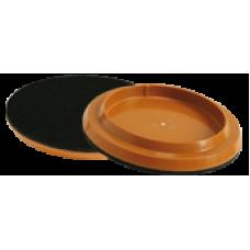 Pad holder disk
